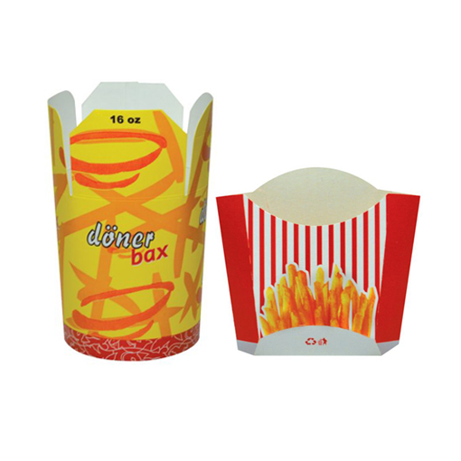 Catering packaging & street food