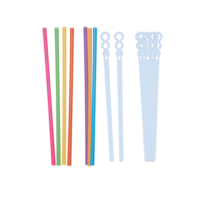 Coffee stirrers & straws